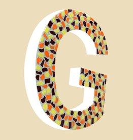 Cristallo Design Warm, Letter G