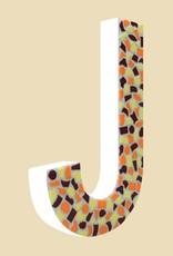 Cristallo Mozaiekpakket Letter J Warm