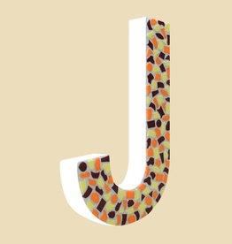 Cristallo Design Warm, Letter J