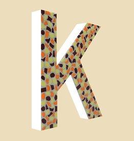Cristallo Design Warm, Letter K