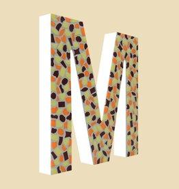 Cristallo Design Warm, Letter M