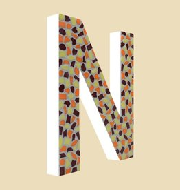 Cristallo Design Warm, Letter N