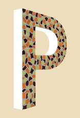 Cristallo Mozaiekpakket Letter P Warm