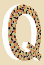 Cristallo Mozaiekpakket Letter Q Warm