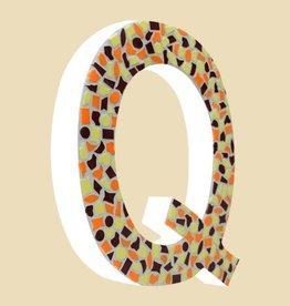 Cristallo Design Warm, Letter Q