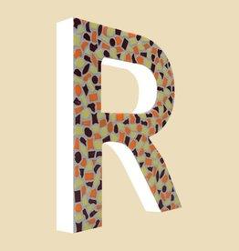 Cristallo Design Warm, Letter R