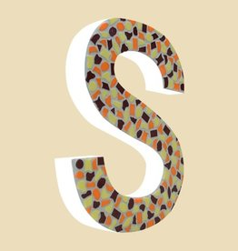 Cristallo Design Warm, Letter S