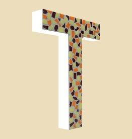Cristallo Design Warm, Letter T