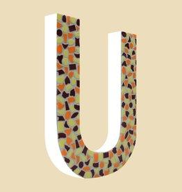 Cristallo Design Warm, Letter U