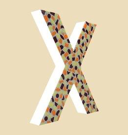 Design Warm, Letter X