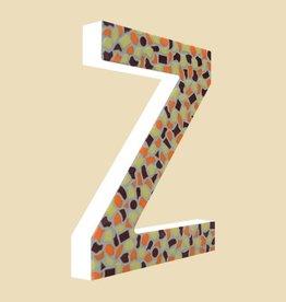 Design Warm, Letter Z