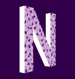 Design Zacht, Letter N