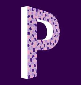 Design Zacht, Letter P