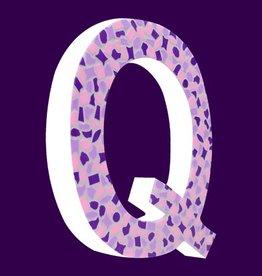 Design Zacht, Letter Q