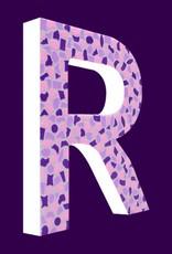 Cristallo Mozaiekpakket Letter R Zacht