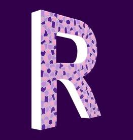 Design Zacht, Letter R