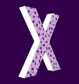 Design Zacht, Letter X