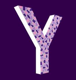 Design Zacht, Letter Y