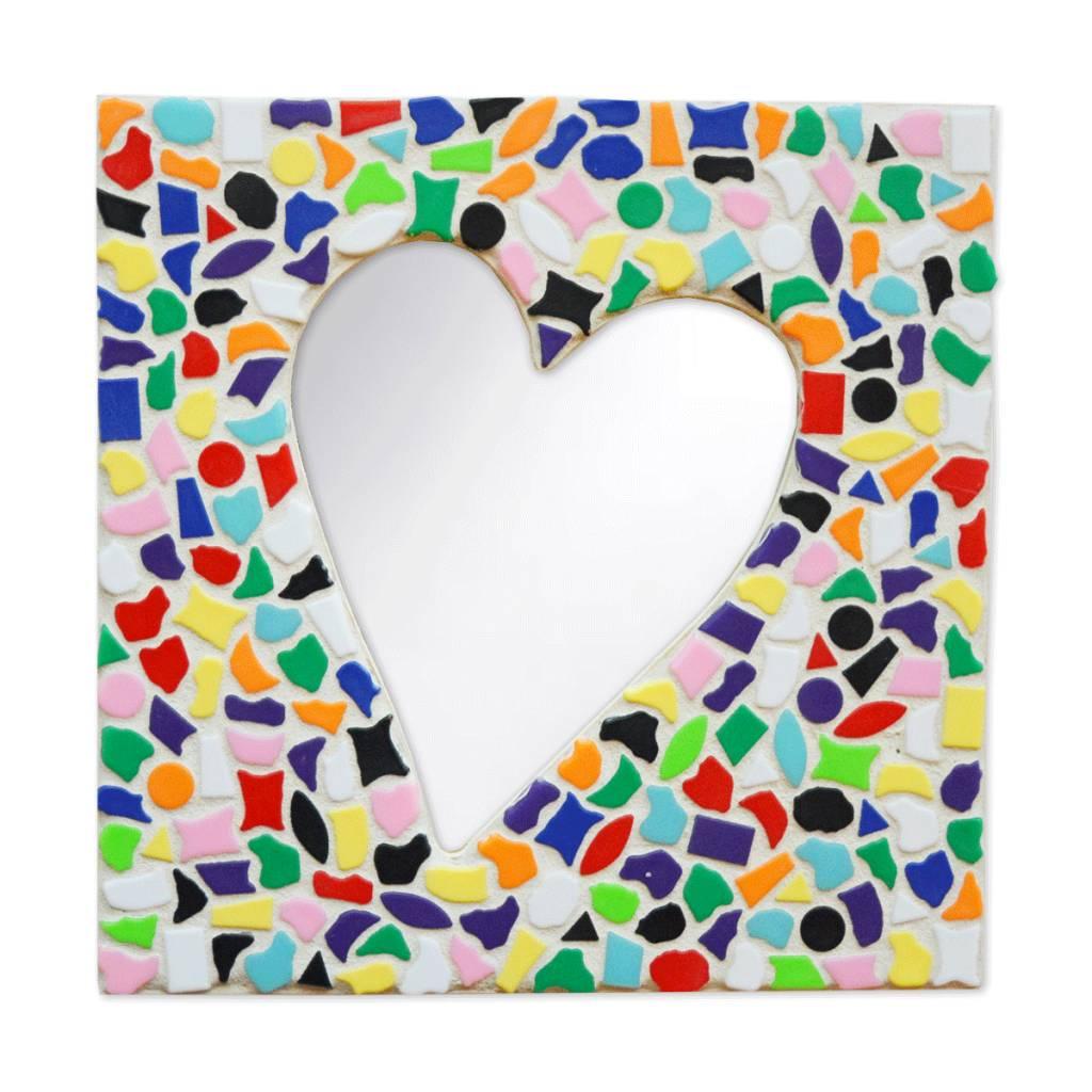 Spiegel Hart Vario mozaiekpakket