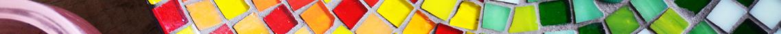 Mozaiekpakketten voor beginners en gevorderden