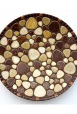 Mozaiek schaal Bubbles Rock Garden