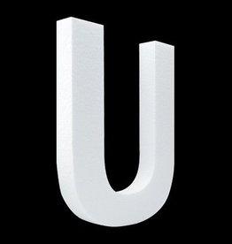 Blanco letter U
