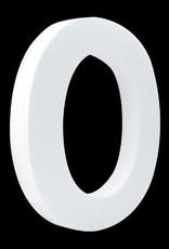 Blanco letter O