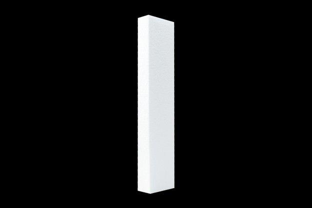 Blanco letter I