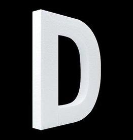 Cristallo Blanco letter D