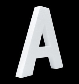 Blanco letter A