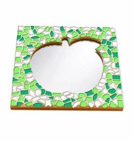 Mozaiek pakket Spiegel DeLuxe Appel Lente