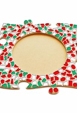 Fotolijst Cirkel Kerst