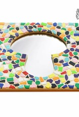 Cristallo Spiegel Paddestoel Vario mozaiekpakket