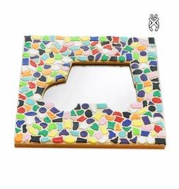 Cristallo Mozaiekpakket Spiegel DeLuxe Auto Vario