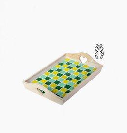 Mozaiekpakket Dienblad MINI nr. 4