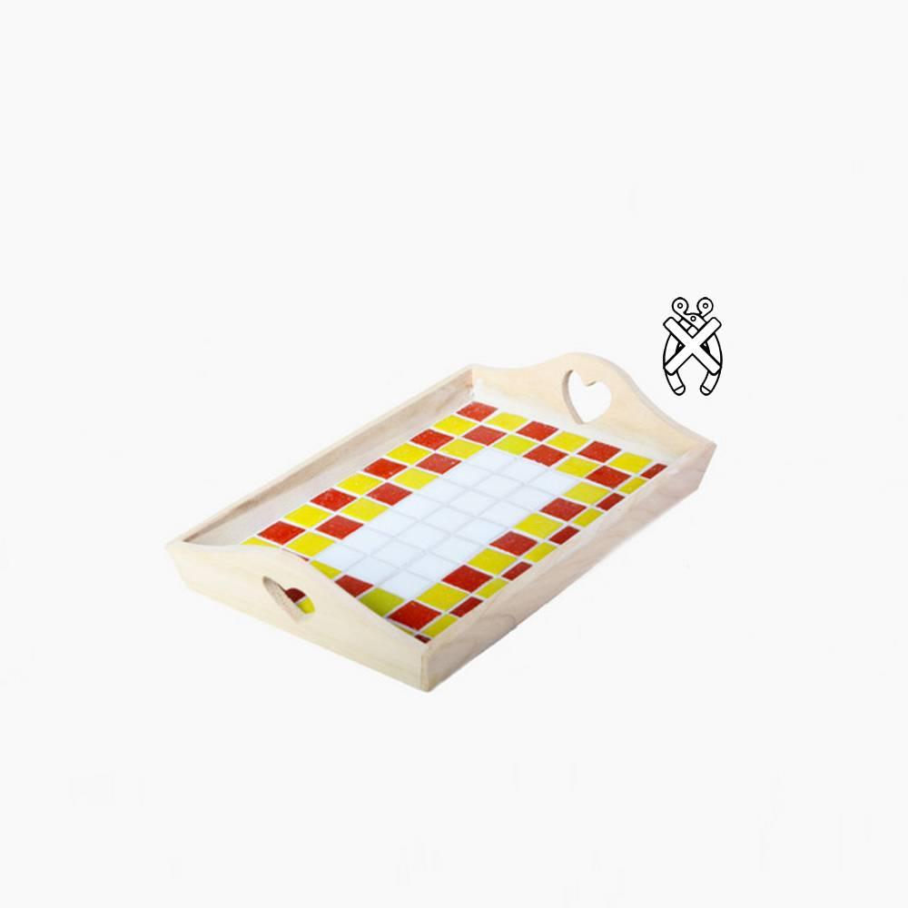 Cristallo Mozaiekpakket Dienblad MINI nr. 8
