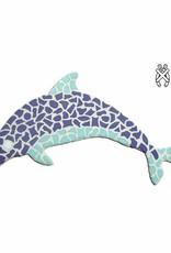 Cristallo Dolfijn Mozaiekpakket