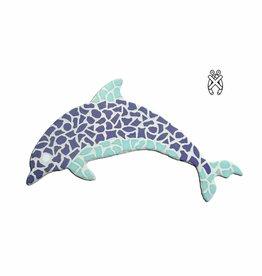 Cristallo Mozaiekpakket Dolfijn
