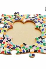 Mozaiekpakket Fotolijst Vario Bloem