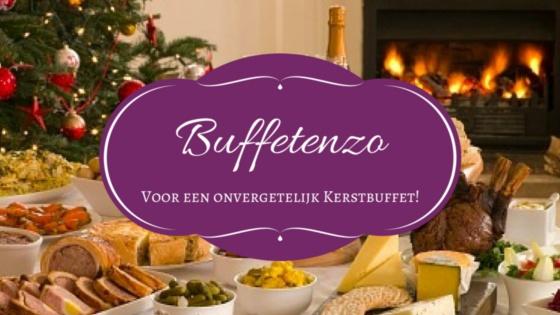 Breng uw kerstbuffet naar een hoger niveau met de producten van Buffetenzo!