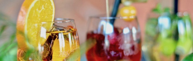 Top 3 zomerse cocktails!