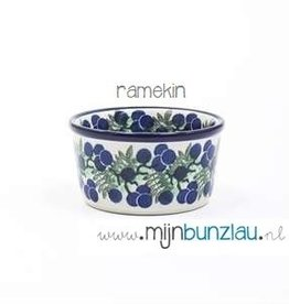 Ramekin schaaltje decor: Myrtille