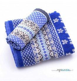 Hand&Theedoek Marakesh royal blue