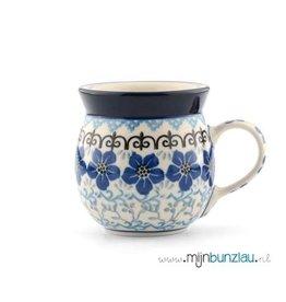 Farmer Mug: Blue Violets