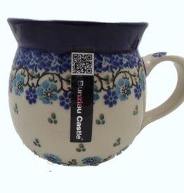 Farmer mug decor : Royal Blue
