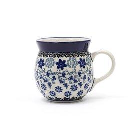 Farmer mug decor: Belle Fleur