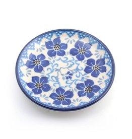 Amusebordje decor: Blue Violets
