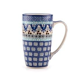 Coffee-to-go mok decor: Marakesh