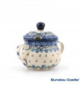 Suikerpot decor: Royal Blue