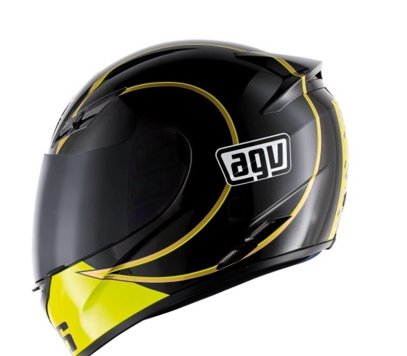 K-3 Valentino Rossi GOTHIC BLACK